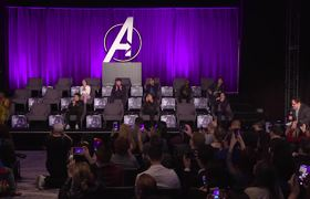 Avengers: Endgame: Conferencia Mundial - Part 1 of 4