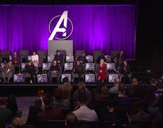 Avengers: Endgame: World Press Conference - Part 2 of 4