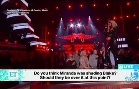 Miranda Lambert's Possible Blake Shelton Dig At #2019ACMAwards