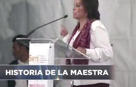 Elba Esther Gordillo.estará de regreso
