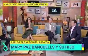 Alfredo Adame defiende a su hijo de Carlos Trejo