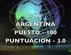 10 De los Paises de la Latino America menos corruptos del año 2012