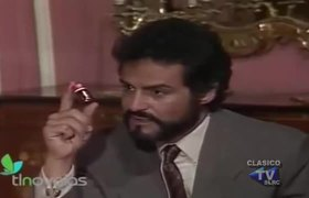CUNA DE LOBOS (1987) - El enfrentamiento entre Catalina Creel y Jose Carlos
