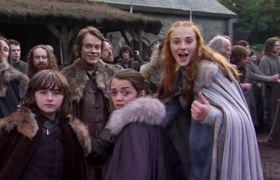 Los recuerdos del Cast | Game of Thrones: Season 8 (HBO)