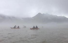 #VIRAL: Kayaker's Mystical Adventure