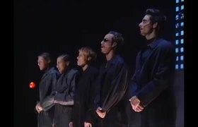 Backstreet Boys Perform 'I Want It That Way' / 'Larger Than Life' (1999) | VMAs |