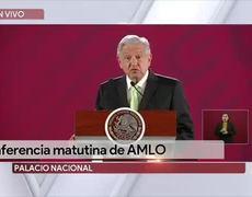 #AMLO y Jorge Ramos 'se enfrentan' en la conferencia mañanera