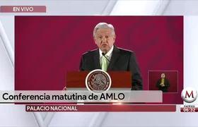 AMLO y Jorge Ramos 'se enfrentan' en la conferencia mañanera