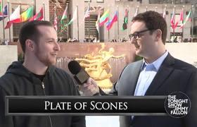 The Tonight Show: Mispronouncing Sprain of Bones (Game of Thrones)