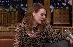 The Tonight Show: Emma Stone and HAIM Are Going to a Spice Girls Concert with Fans