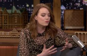 The Tonight Show: Emma Stone Involuntarily Screamed Watching BTS's SNL Sound Check