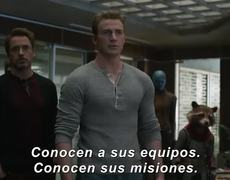 Avengers: Endgame – Misiones (Official Sub Spanish)