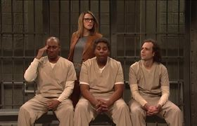 Jail Cell Cold Open #SNL