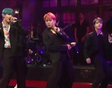 BTS: Boy with Luv (Live) #SNL
