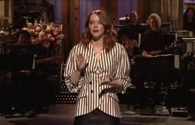 Emma Stone Four Timer Monologue #SNL