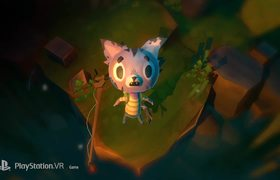 #PS4 - Ghost Giant Gameplay Trailer (2019) PS VR
