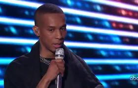 American Idol 2019_ Dimitrius Graham Sings Billie Eilish