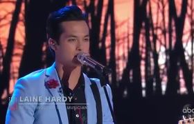 American Idol 2019: Laine Hardy Sings Band of Heathens