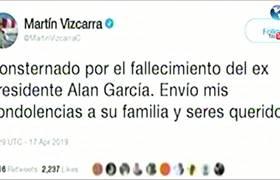 Ultimas hora: EX PRESIDENTE de PERU SE DA UN TIRO 17/04/2019