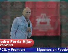 ¿PEDRO FERRIZ H CRITICA ZAPATOS DE #AMLO? Periodistas dan pena al tratar de HUMILLAR al presidente
