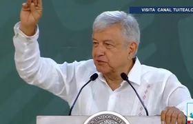 Se garantizará la paz y la seguridad en Veracruz dice AMLO