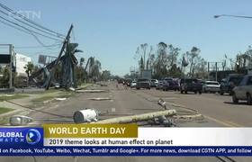 World Earth Day 2019: Theme looks at human effect on planet