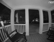 Doorbell Cam Captures Meteor