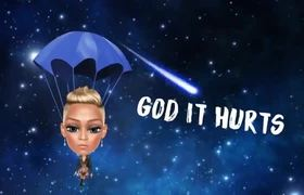 P!nk ft. Khalid - Hurts 2B Human (Lyric Video)