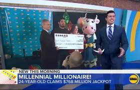 24-year-old wins $768 million jackpot