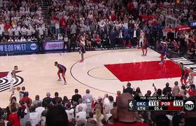 Damian Lillard DESTROYS the Thunder with EPIC GAME-WINNER