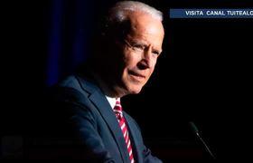 Exvicepresidente Joe Biden anuncia su candidatura a la Casa Blanca