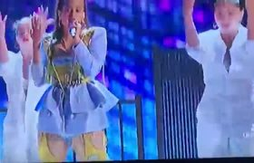 J Balvin presentacion en los premios Latin Billboard 2019