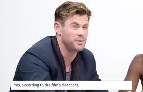 Avengers: Endgame Cast Answer 50 of the Most Googled Marvel Questions