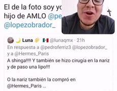 Pedro Ferriz ¡Vuelve a perder con AMLO!