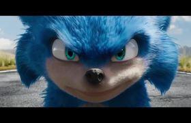 Sonic the Hedgehog Trailer #1 (2019)