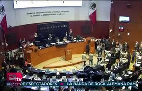 Senado aprueba reforma laboral, clave para ratificar el T-MEC