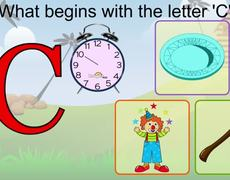 Preschool Activity Learn About The Letter C