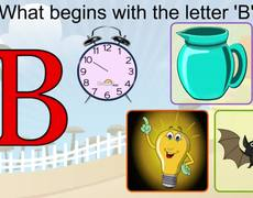 Preschool Activity Learn About The Letter B