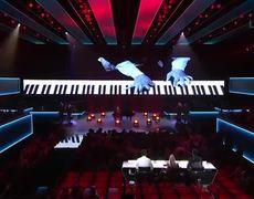 Alejandro Aranda Sings Original Song