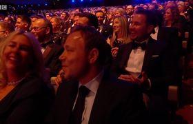 Graham Norton's hilarious speech opens BAFTAs