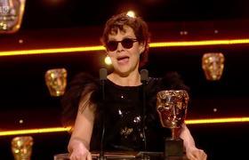 Benedict Cumberbatch wins Leading Actor BAFTA