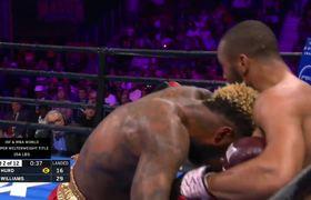 Jarrett Hurd vs Julian Williams full fight | HIGHLIGHTS
