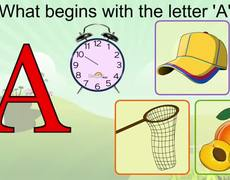 Preschool Activity Learn About The Letter A