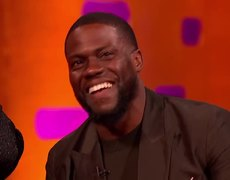 Kevin Hart Had A Buffalo Wing Thrown At Him In A Male Strip Club