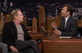 Jeff Daniels Reacts to Kendall and Kylie Jenner's