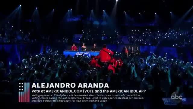 Alejandro Aranda: Has a Message After EMOTIONAL Debut Of