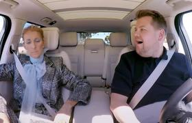 The Late Late Show: Céline Dion Carpool Karaoke