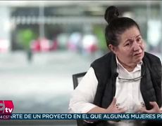 Familiares de víctimas hallan restos en Tamaulipas