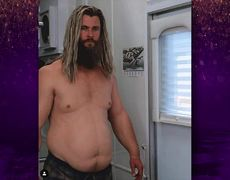 The truth about Chris Hemsworth's Thor fat suit