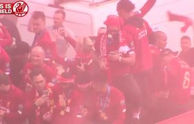 #Liverpool FC Champions of Europe Parade